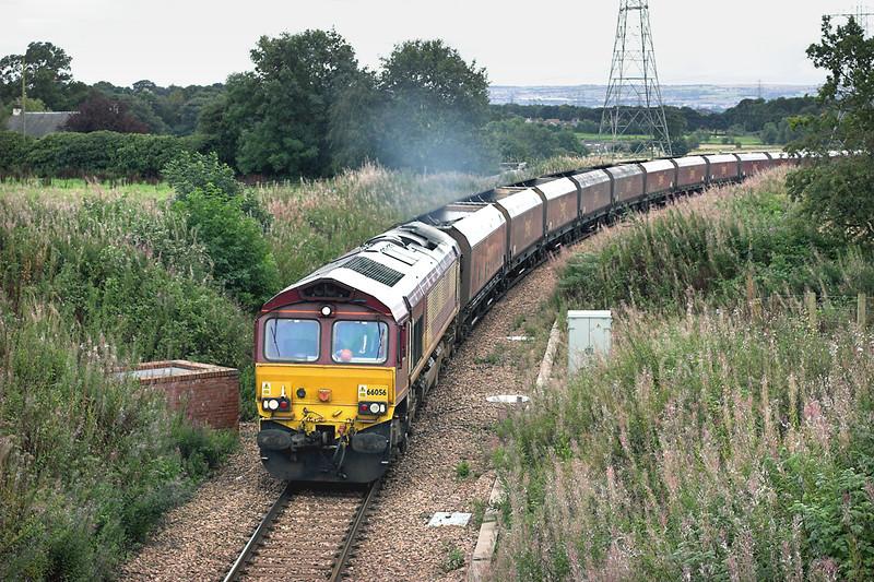66056 Kilbaggie 4/9/2009<br /> 4J07 1356 Longannet PS-Hunterston