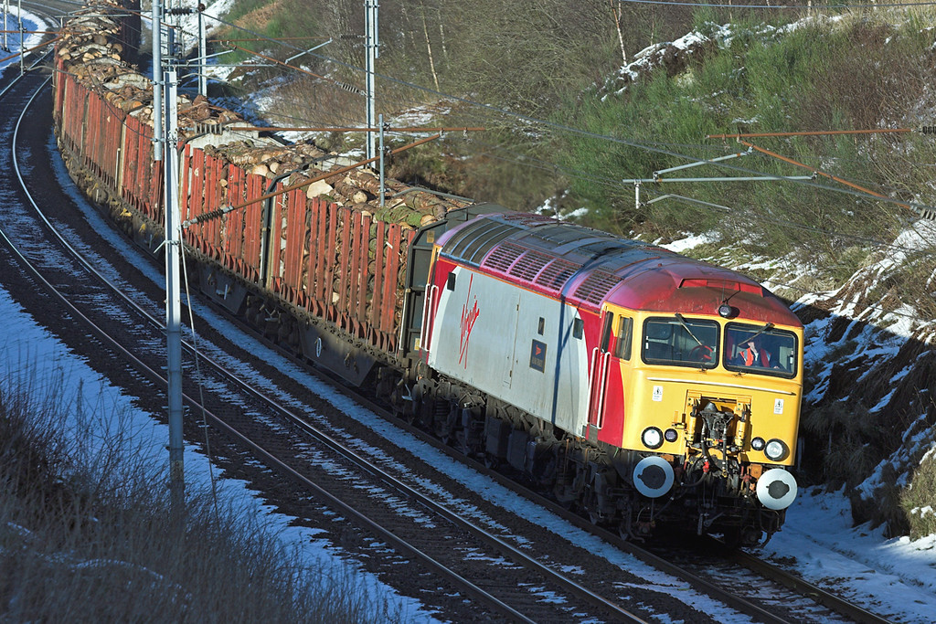 57303 Greenholme 6/2/2009<br /> 6J37 1251 Carlisle Yard-Chirk