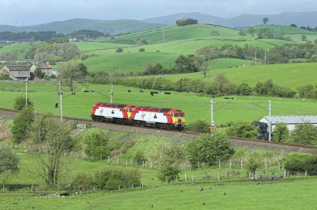 57306 and 57308, Rowell 7/5/2009<br /> 0Z57 1615 Carlisle-Preston
