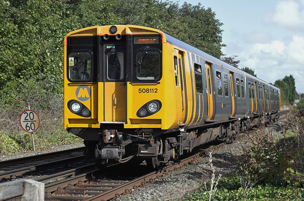 508112 Birkdale 9/9/2009<br /> 2U25 1143 Southport-Hunts Cross