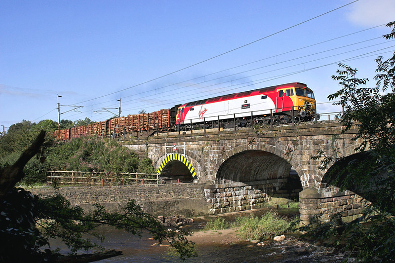 57304 Scorton 9/9/2009<br /> 6J37 1251 Carlisle Yard-Chirk