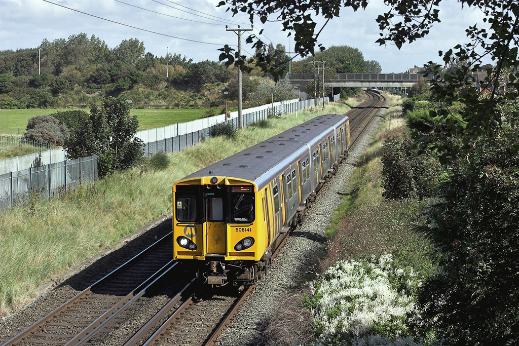 508141 Woodvale 9/9/2009<br /> 2U23 1113 Southport-Hunts Cross