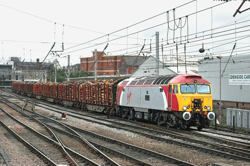 57305 Carlisle 10/8/2009<br /> 6J37 1251 Carlisle Yard-Chirk