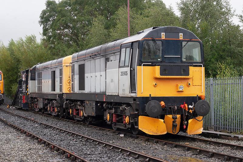 20905 and 20901, Carlisle 10/8/2009