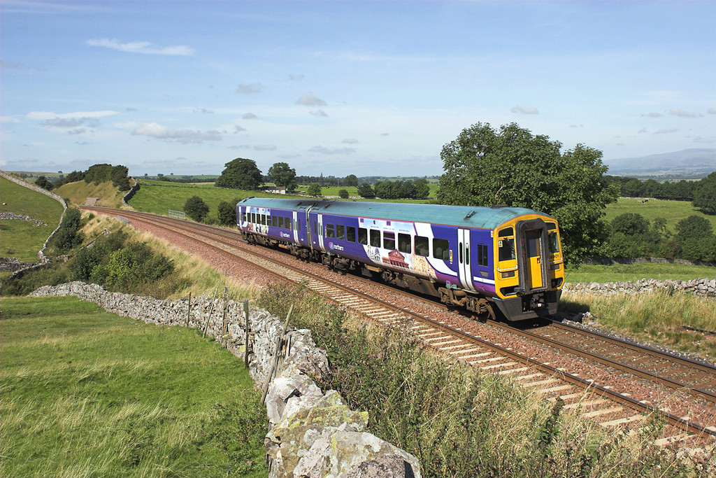 158901 Waitby 10/9/2009<br /> 2H89 1151 Carlisle-Leeds