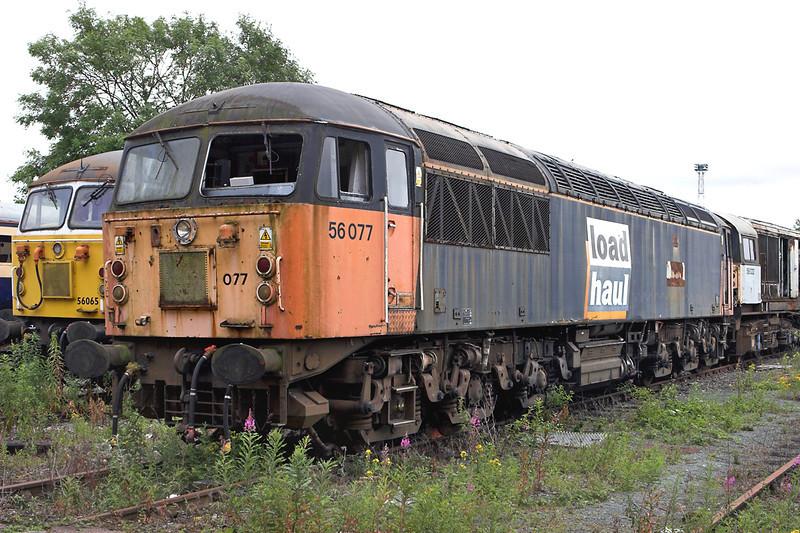 56077 Crewe 11/7/2009