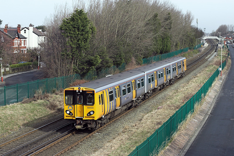 508130 Ainsdale 12/3/2009<br /> 2U21 1043 Southport-Hunts Cross
