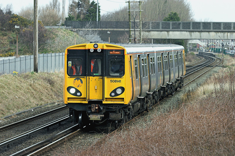 508141 Woodvale 12/3/2009<br /> 2U20 1028 Southport-Hunts Cross