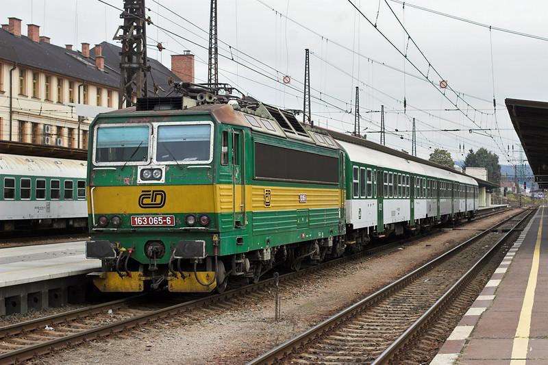 163065 Ĉeská Třebova 12/9/2009