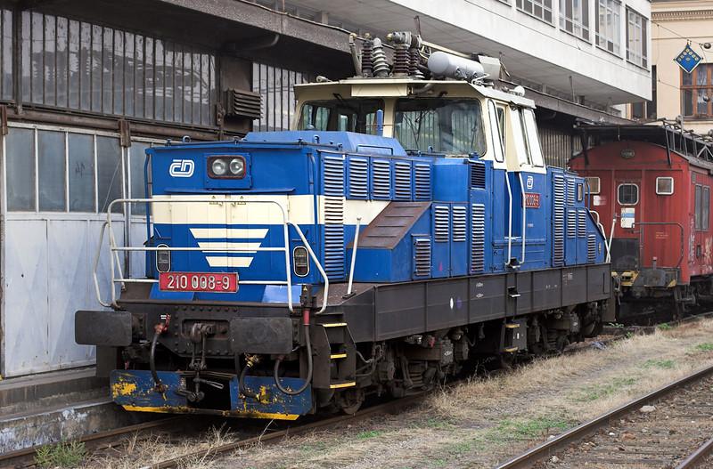 210008 Brno hlavní nádraží 12/9/2009