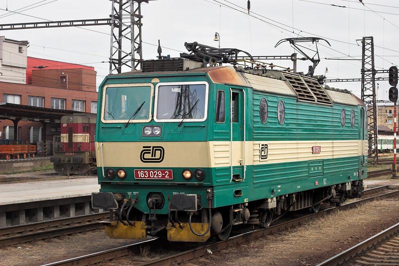 163029 Pardubice hlavní nádraží 12/9/2009