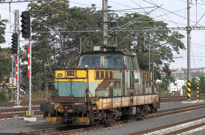 110032 Praha hlavní nádraží 12/9/2009
