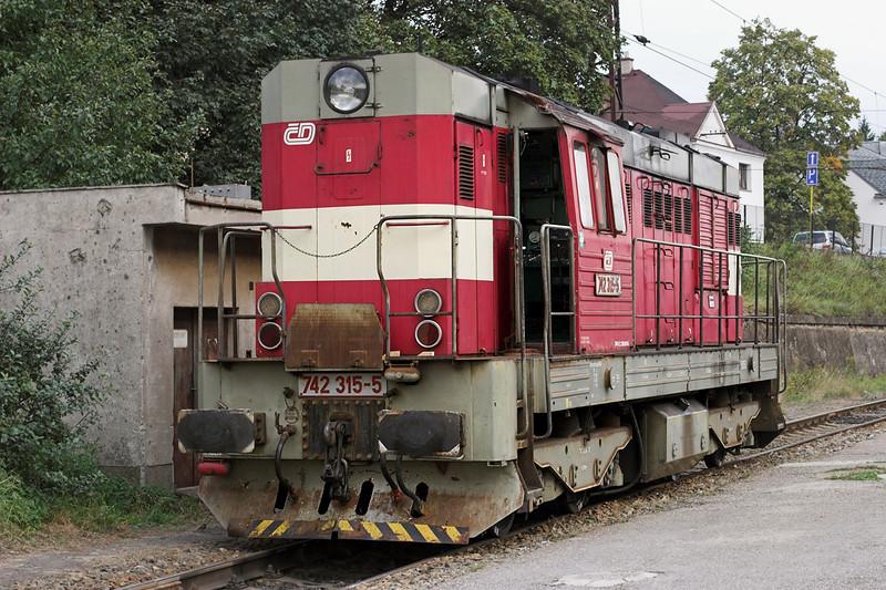 742315 Ĉeská Třebova 12/9/2009