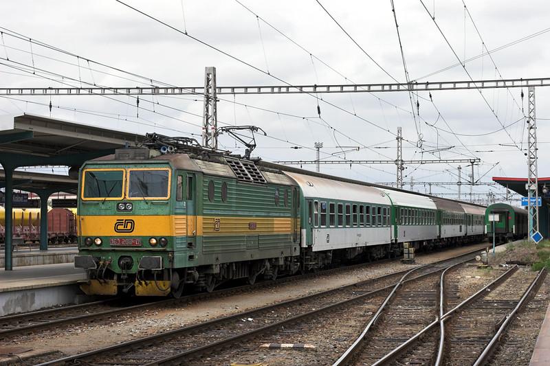 163233 Hradéc Králové 12/9/2009<br /> R796 1337 Letohrad-Praha Smíchov