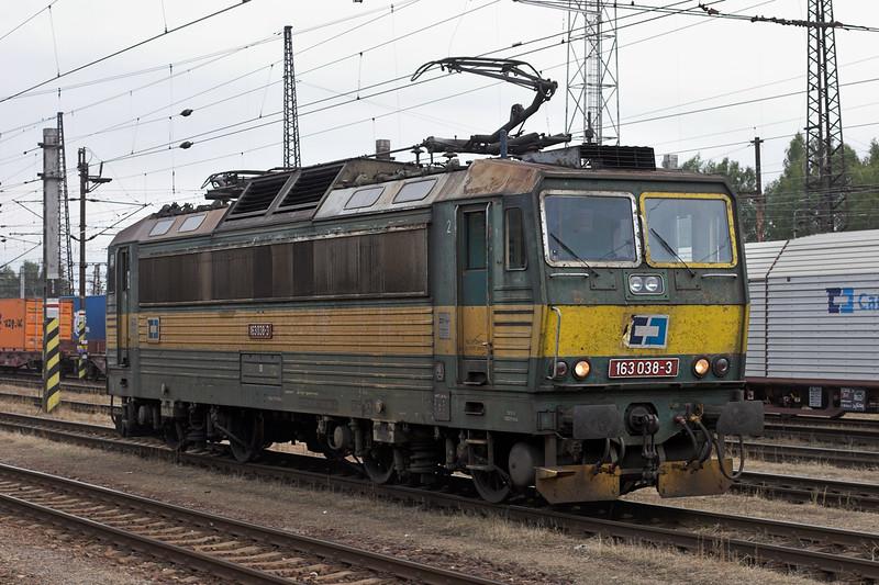 163038 Ĉeská Třebova 12/9/2009