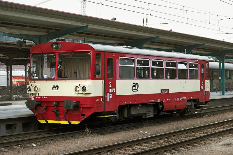 810059 Ĉeská Třebová 12/9/2009<br /> OS23717 1718 Ĉeská Třebová-Lanškroun