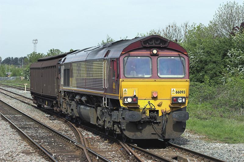 66093 Bamber Bridge 13/5/2009<br /> 6N42 0851 Warrington Arpley-Blackburn