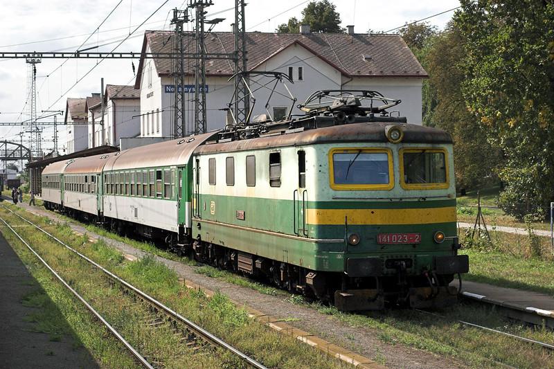 141023 Nezamyslice 13/9/2009<br /> OS3815 1340 Nezamyslice-Olomouc hl.n