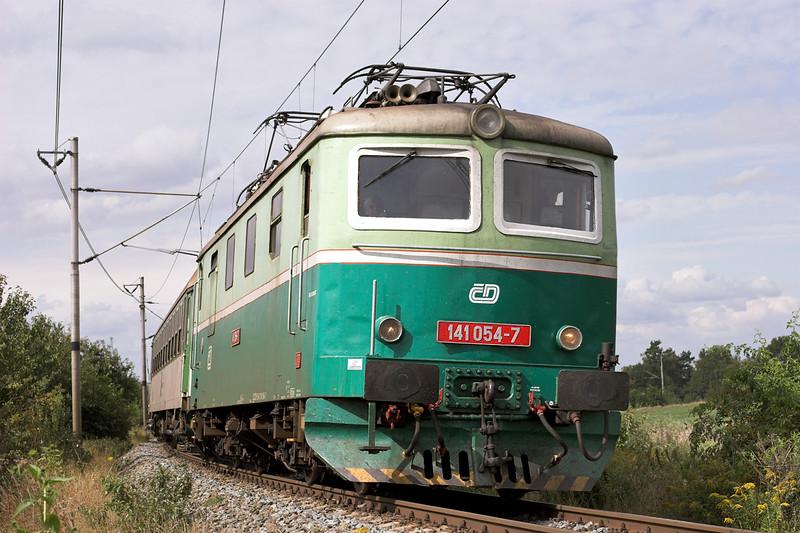 141054 Vrahovice 13/9/2009<br /> OS3811 1140 Nezamyslice-Olomouc hl.n