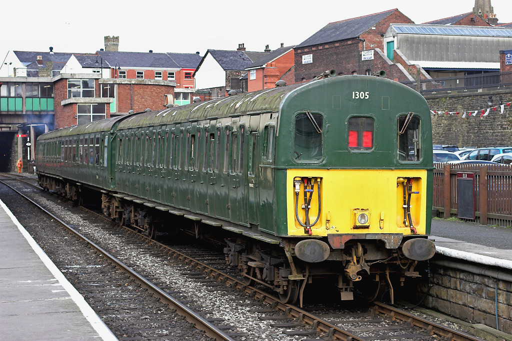 1305 Bury Bolton Street 14/3/2009<br /> 2F85 1604 Bury Bolton Street-Ramsbottom