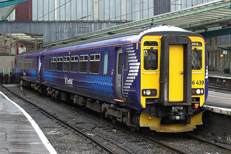 156439 Carlisle 17/7/2009<br /> 1S64 1310 Carlisle-Glasgow Central