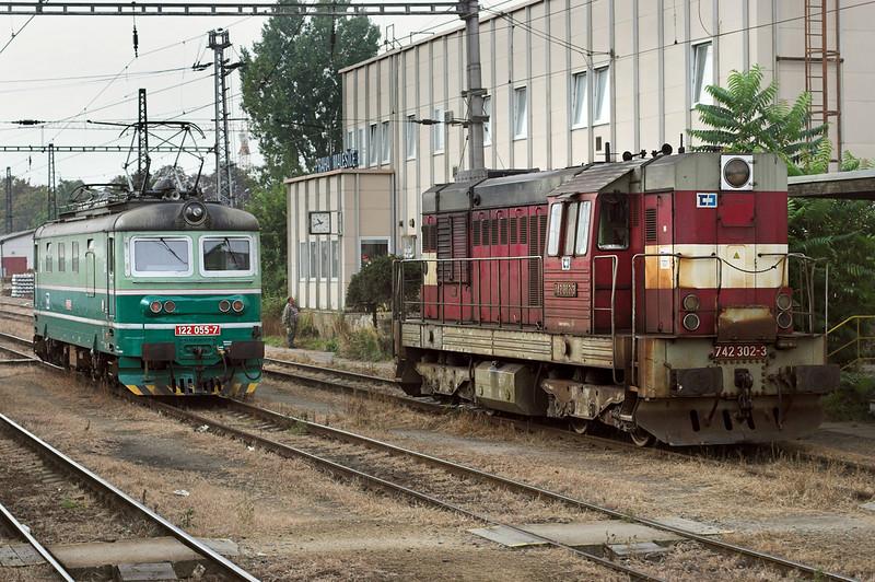 742302 and 122055, Praha Malešice 17/9/2009