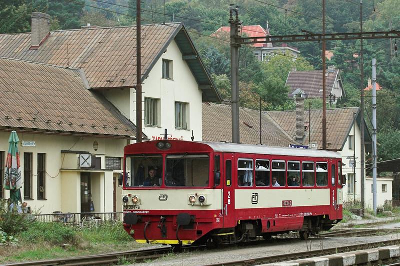 810304 Zadaní Třebaň 17/9/2009<br /> OS27728 1423 Zadaní Třebaň-Lochovice