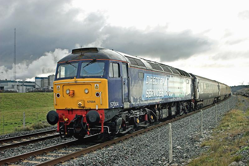 57004 Siddick 17/12/2009<br /> 2T28 1220 Workington-Maryport
