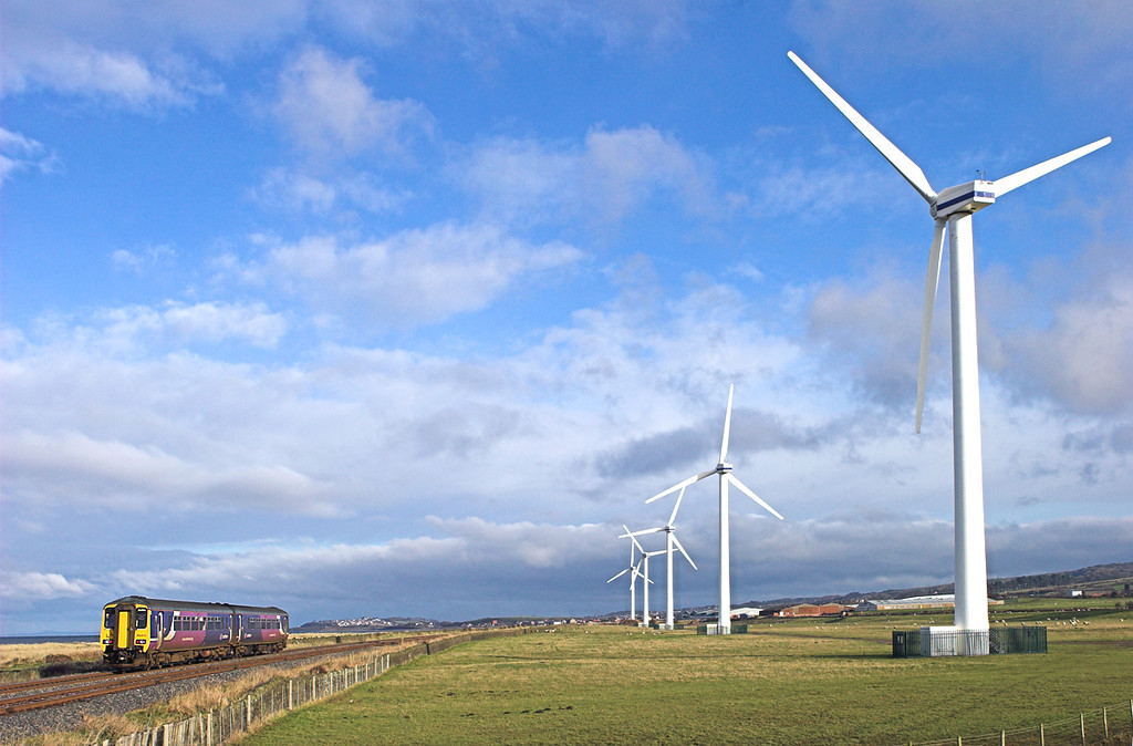 156470 Siddick 17/12/2009<br /> 2C43 0838 Preston-Carlisle
