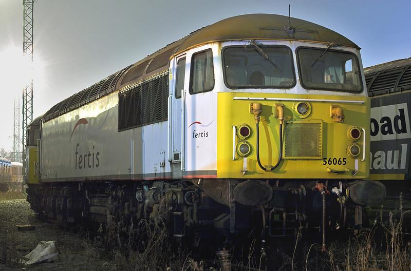 56065 Crewe 18/3/2009