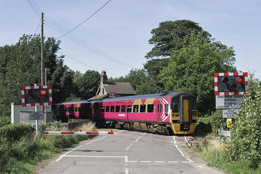 158799 Havenhouse 19/8/2009<br /> 2S11 0955 Nottingham-Skegness