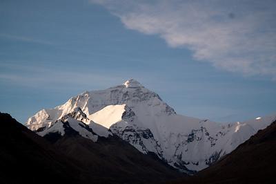 Morning Light on Mt. Everest
