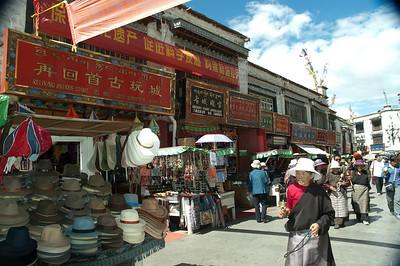 Barkhor Street Market (Lhasa)