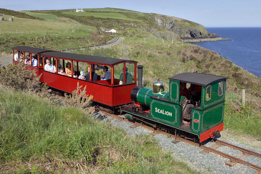 'Sea Lion', Headland 24/5/2009
