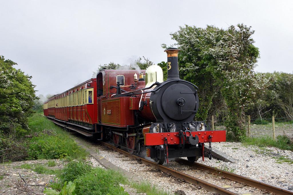13 'Kissack', Ronaldsway 25/5/2009<br /> 1220 Douglas-Port Erin
