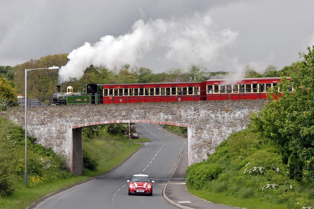 10 'G H Wood', Ellenbrook 26/5/2009<br /> 1420 Douglas-Port Erin