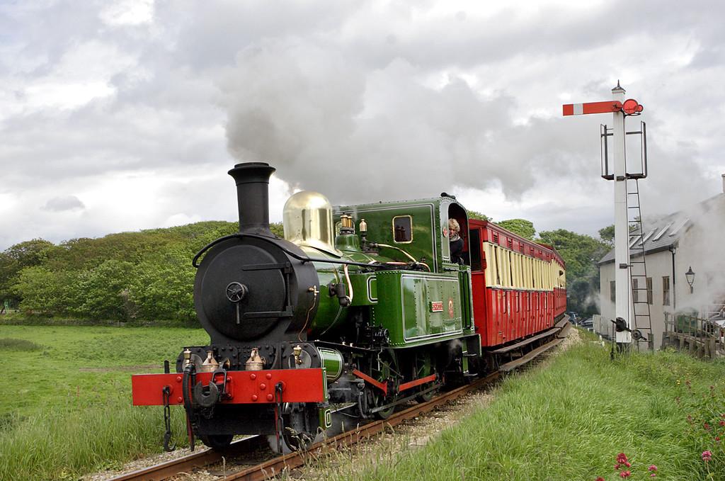 10 'G H Wood', Castletown 27/5/2009<br /> 1420 Douglas-Port Erin
