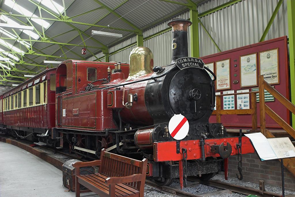 6 'Peveril', Port Erin 27/5/2009