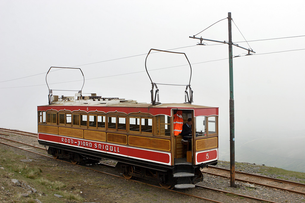 5 Snaefell 28/5/2009