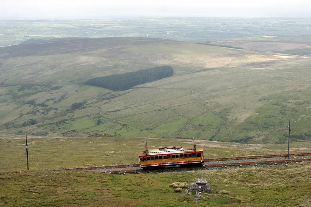1 Snaefell 28/5/2009