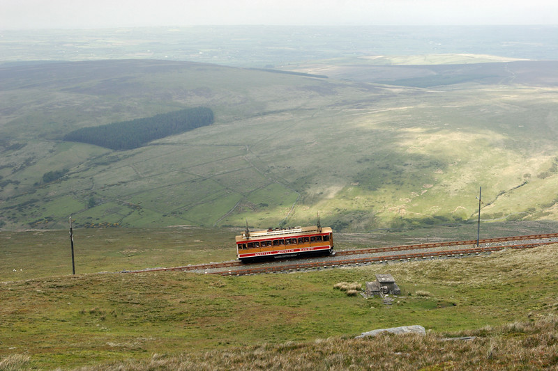 4 Snaefell 28/5/2009