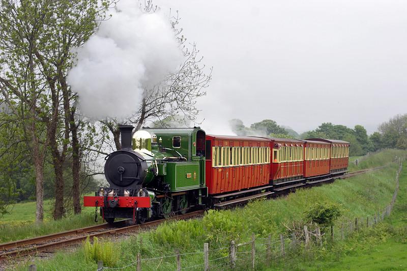 10 'G H Wood', Ellenbrook 29/5/2009<br /> 1220 Douglas-Port Erin