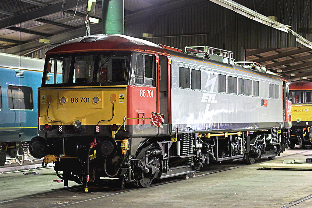 86701 Crewe 29/8/2009
