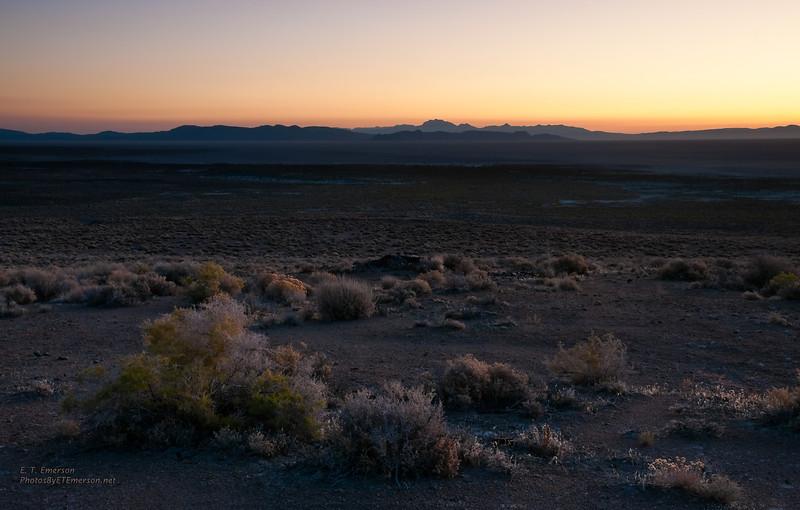 Black Rock Desert - Day 1