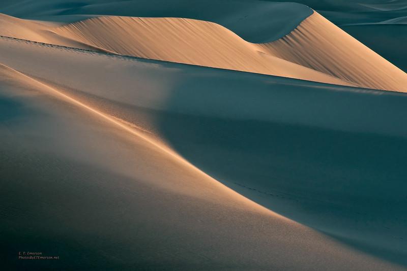 Death Valley National Park - Sand Dunes