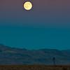 Great Basin National Park Moonrise