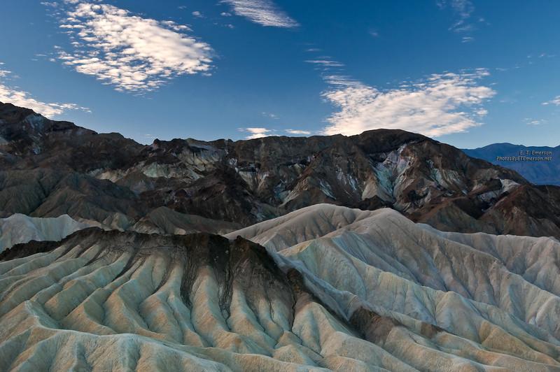 Death Valley National Park - Zabrisky Point