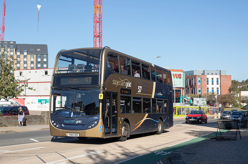 15253 YN65XDS, Exeter 20/9/2019