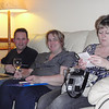 Chris, Simone, Helen