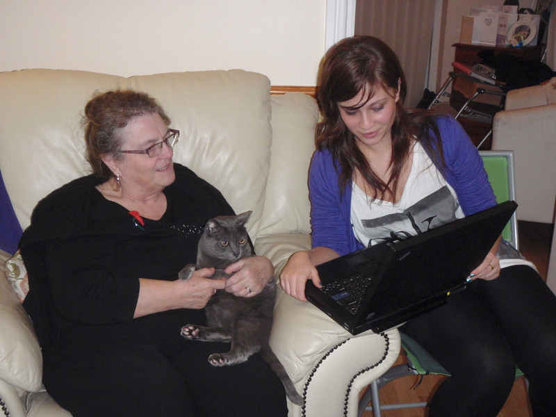 Heather, Jamie Cat, Adele
